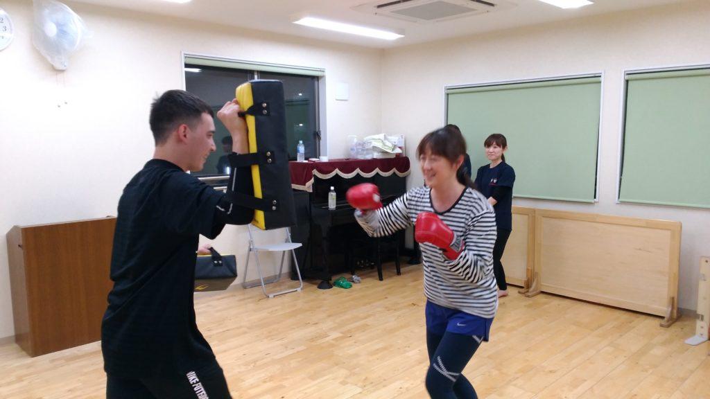 キックボクシングジム/杉並区方南/渋谷区笹塚。日本一優しいジムです。ベストキッド東京!