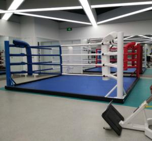 floor-Boxing-ring-300x277 キックボクシングジム。杉並区のベストキッド東京。リニューアル準備中。