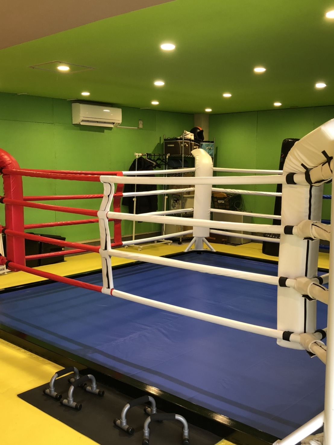 ring1 キックボクシングジム。ベストキッド東京。杉並区方南・高円寺/渋谷区笹塚エリアで運動不足解消。