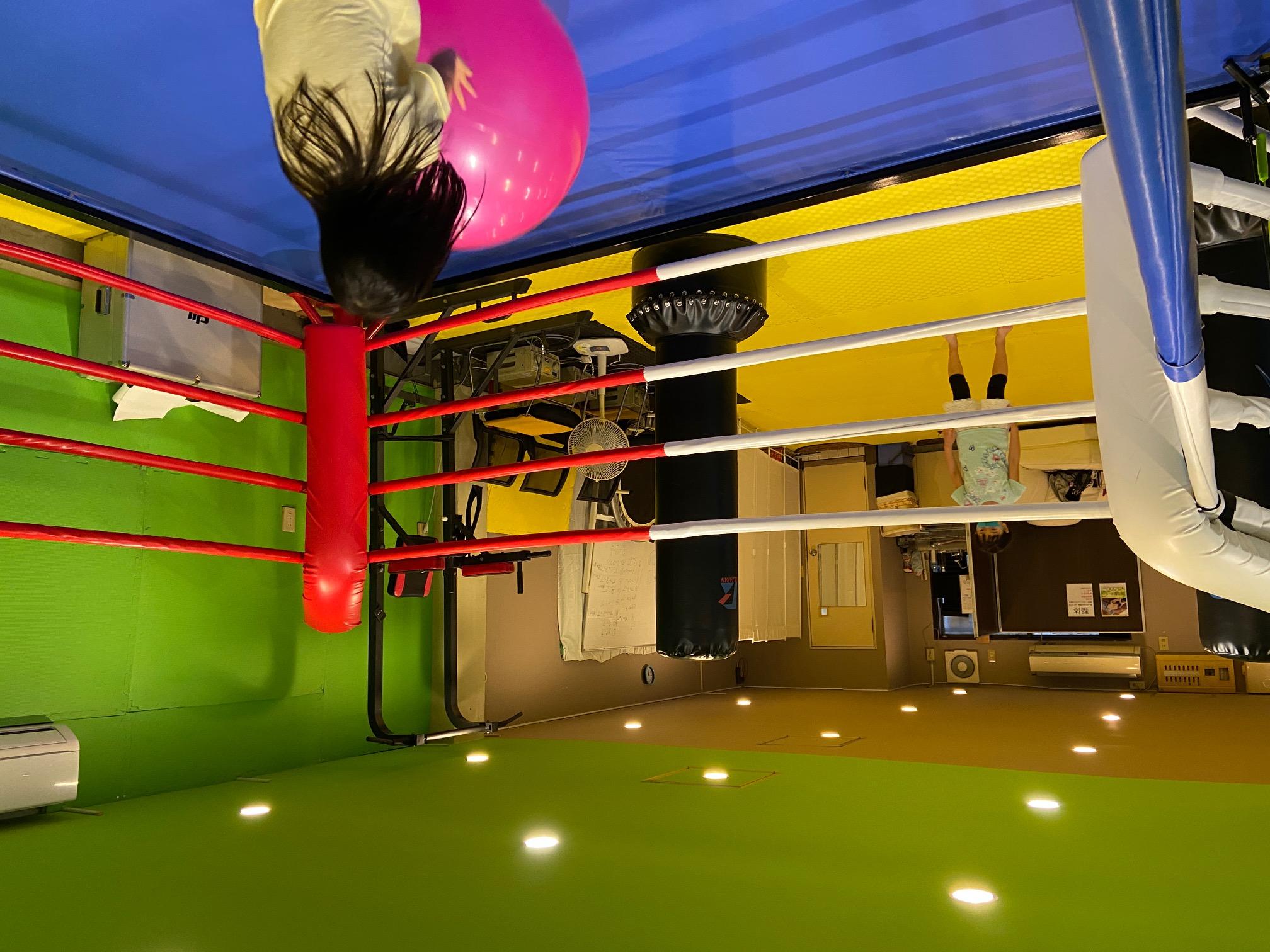 IMG_0390 無料キックボクシングレッスン!NPO法人ONE +様とのコラボで実現。