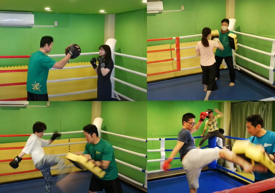 """thumnail_trial_kick 「はじめてのキックボクシング」体験。杉並区の日本一優しいキックボクシングジム""""ベストキッド東京"""""""