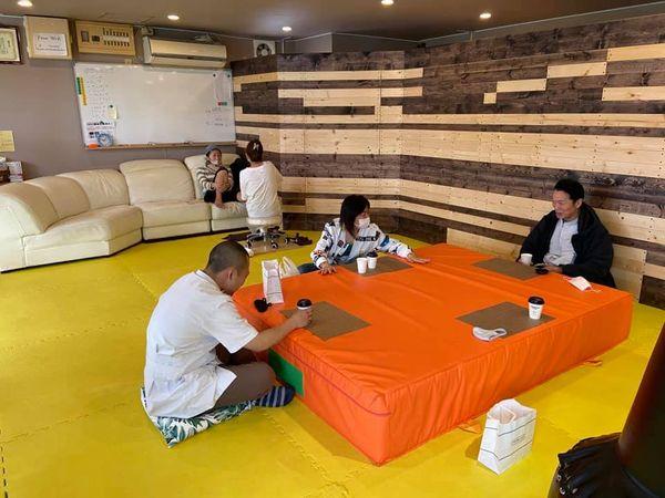 cafe_ring ベストキッドカフェ オープンしました。持ち込みOK wi-fiあり、まったりゆったりほったらかし・・