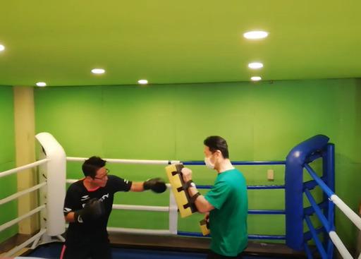 元チャンピオンが教える!最速で絶対今より強くなるキックボクシング教室。「強くなるパーソナル10回コース。」